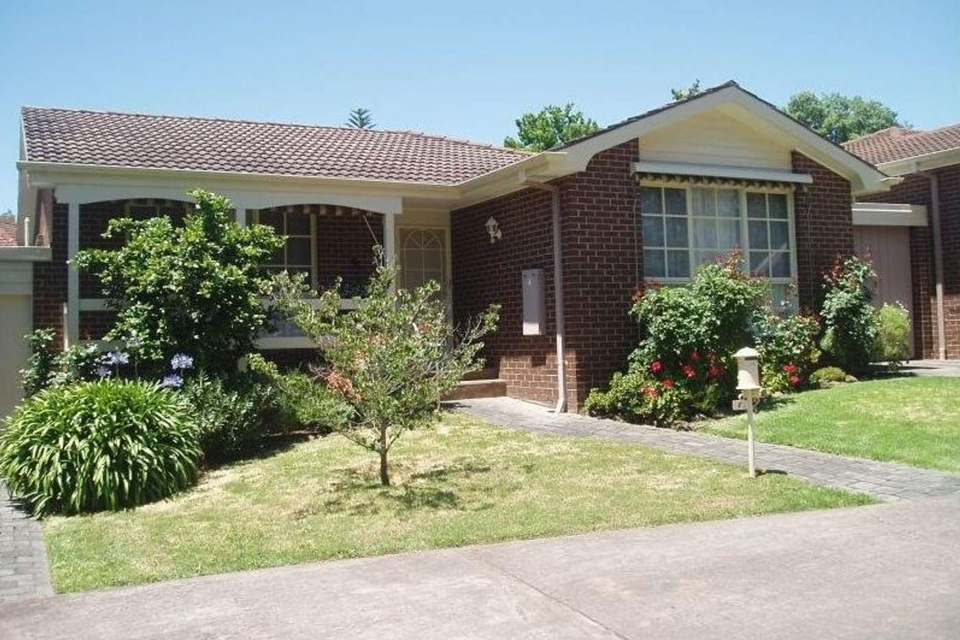 Main view of Homely unit listing, 4/13 Lindsay Avenue, Nunawading VIC 3131