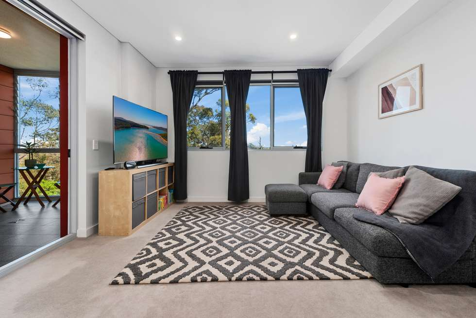 Third view of Homely apartment listing, 207/3 Pretoria Parade, Hornsby NSW 2077