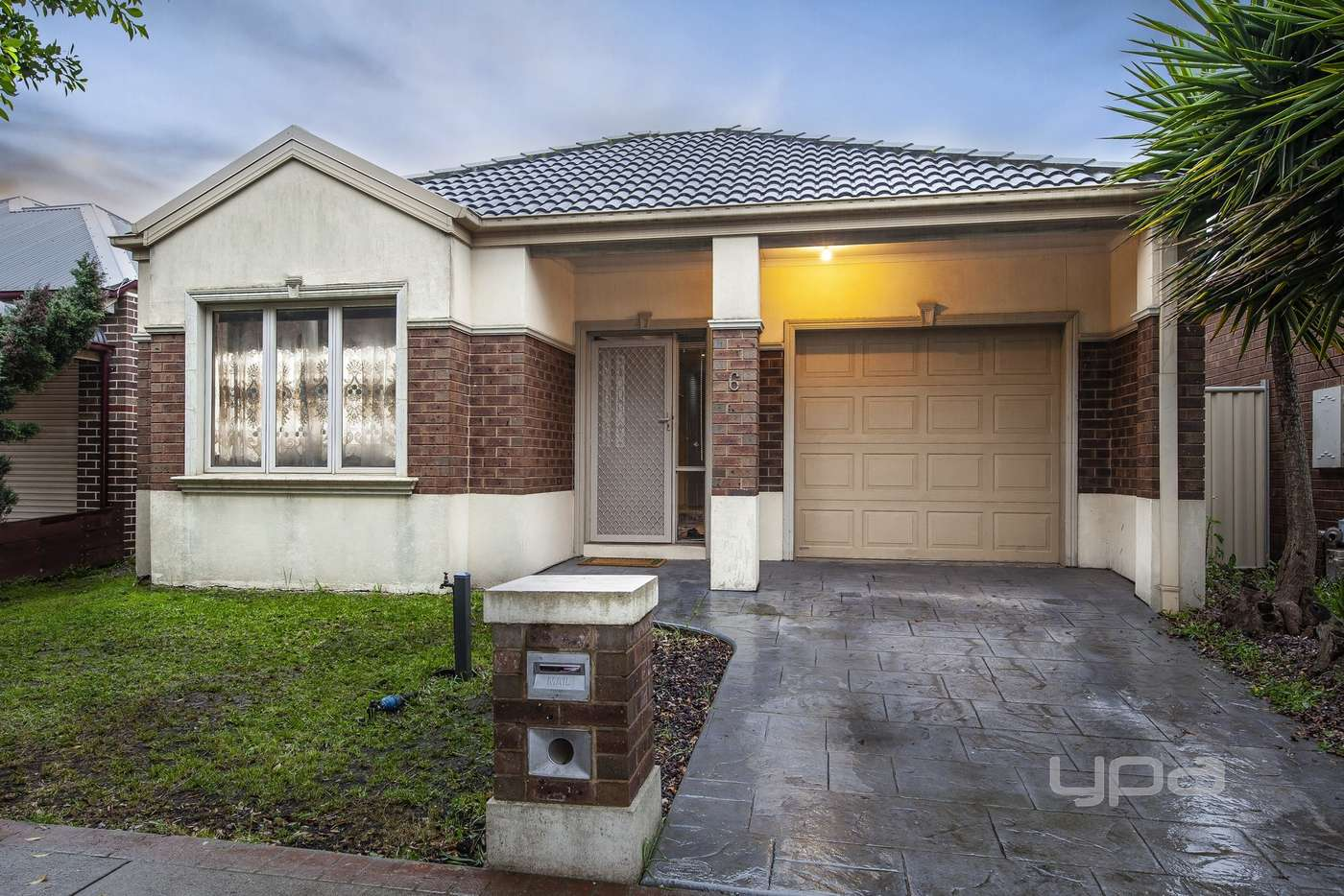 Main view of Homely house listing, 6 Hounslow Green, Caroline Springs VIC 3023