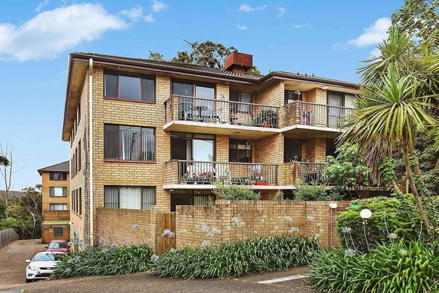 Main view of Homely unit listing, 10/215 Peats Ferry Road, Hornsby NSW 2077