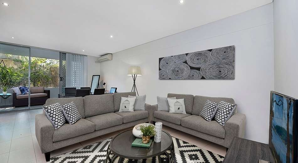 6/40-42 Henley Road, Homebush West NSW 2140