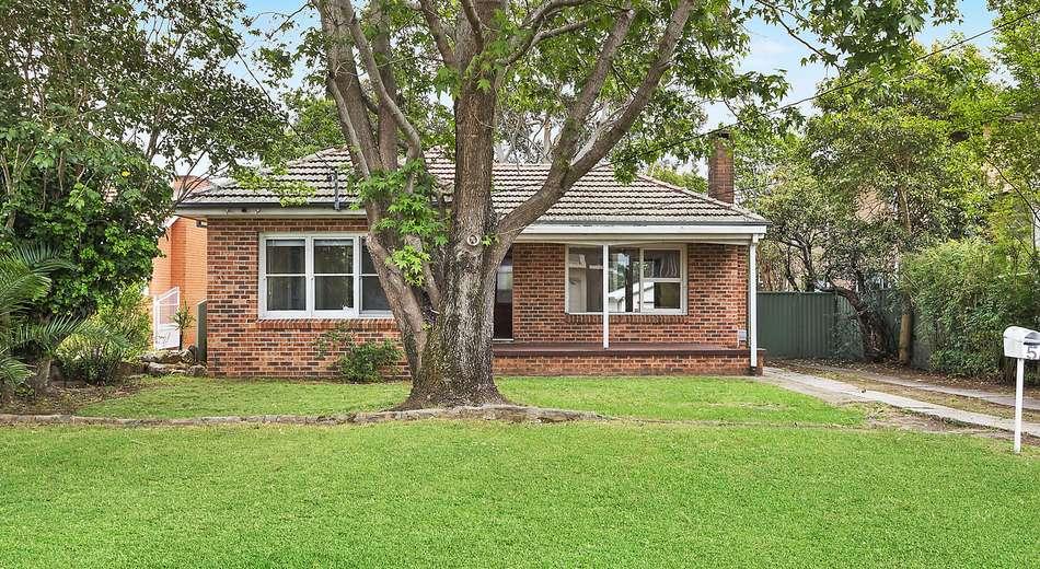 5 Northcott Street, North Ryde NSW 2113