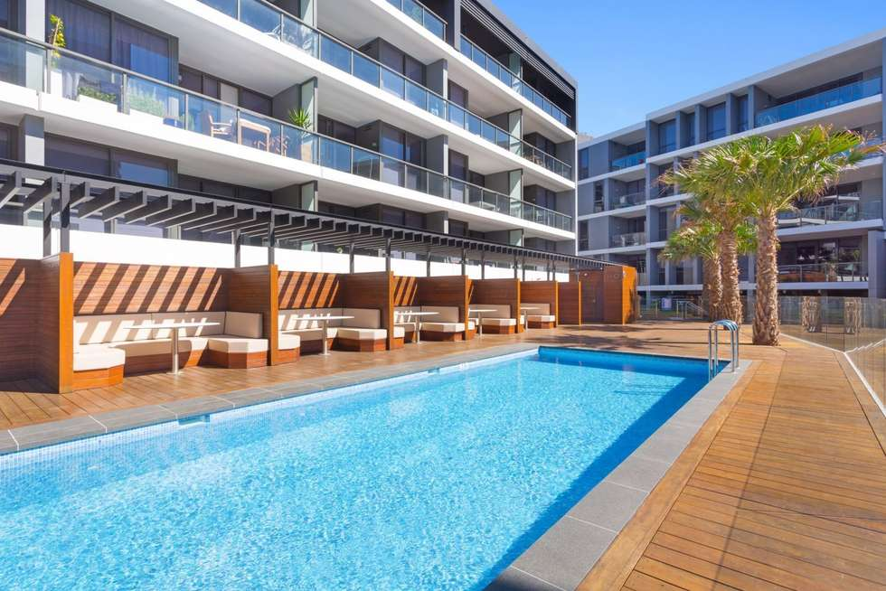 Second view of Homely apartment listing, Level 5/524/850 Bourke Street, Waterloo NSW 2017