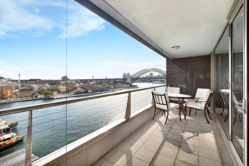 Second view of Homely apartment listing, 1402/61 Macquarie Street, Sydney NSW 2000