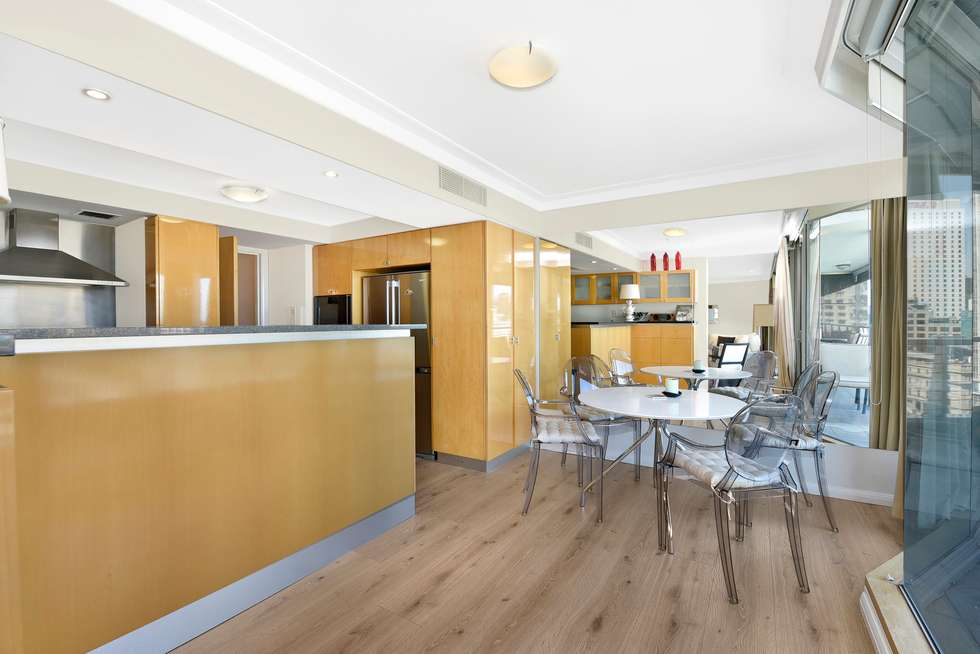 Fourth view of Homely apartment listing, 1402/61 Macquarie Street, Sydney NSW 2000