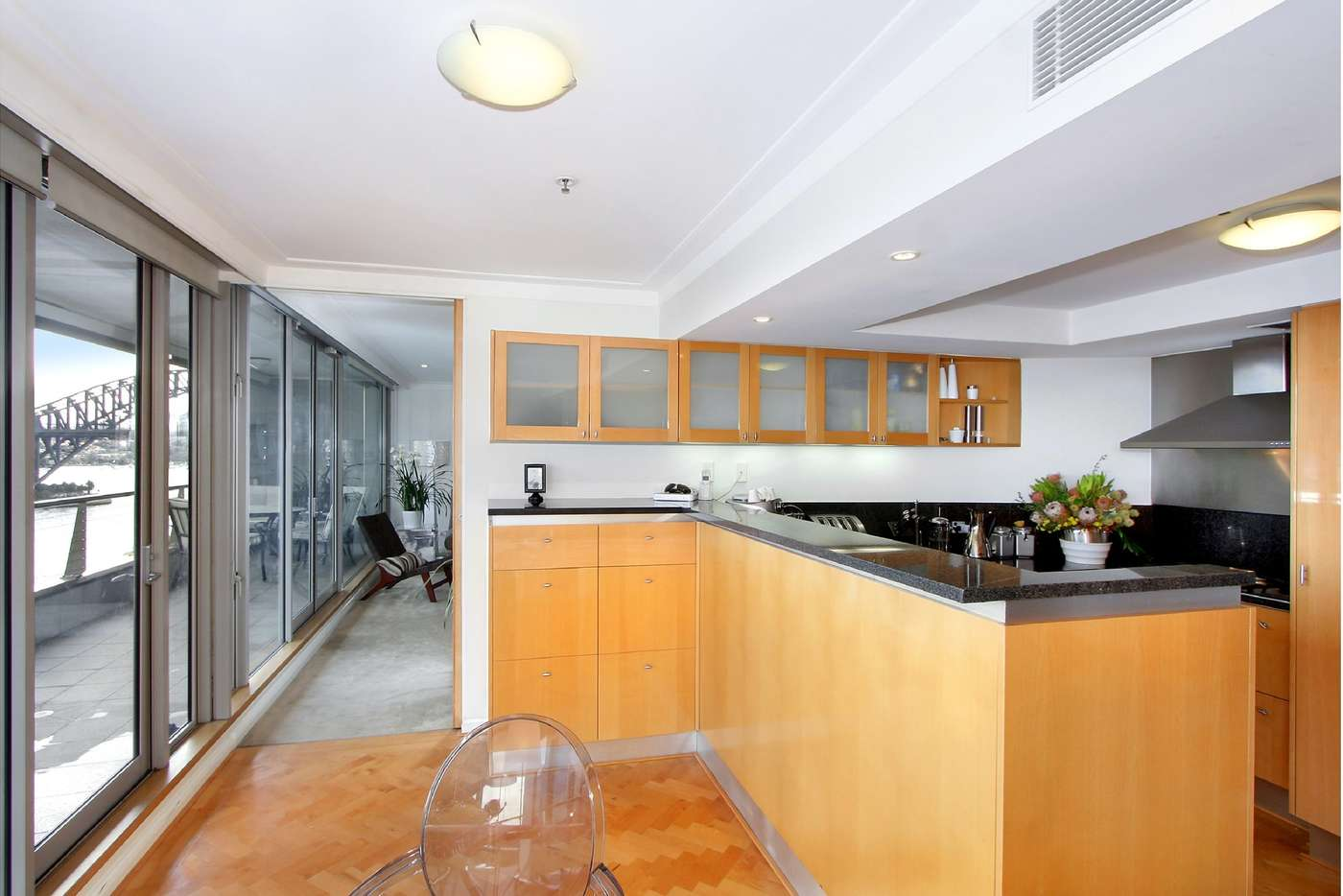 Fifth view of Homely apartment listing, 1402/61 Macquarie Street, Sydney NSW 2000
