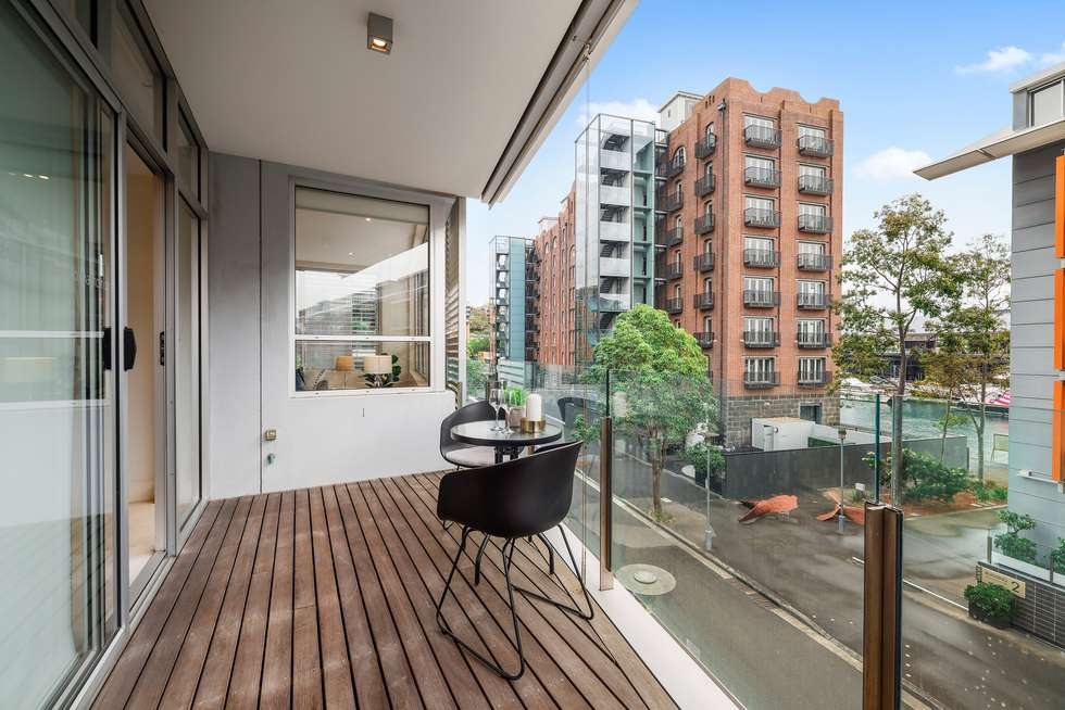 Third view of Homely apartment listing, 131/3 Darling Island Road, Pyrmont NSW 2009