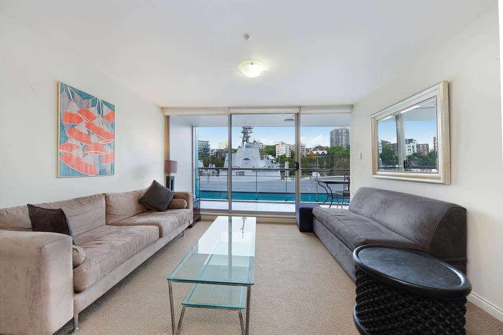 Second view of Homely apartment listing, 426/6 Cowper Wharf Roadway, Woolloomooloo NSW 2011