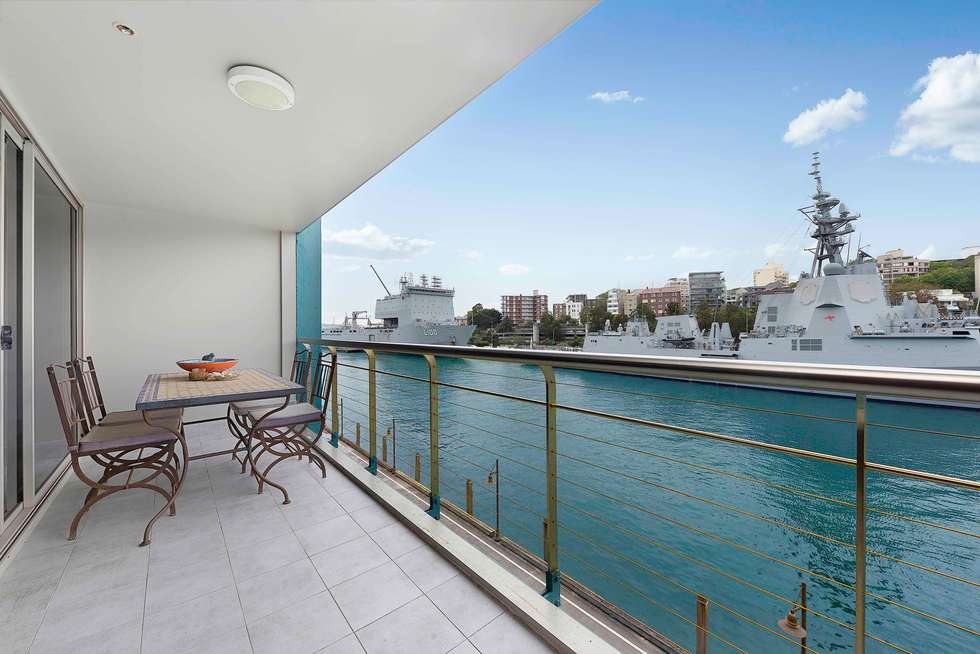 Third view of Homely apartment listing, 426/6 Cowper Wharf Roadway, Woolloomooloo NSW 2011