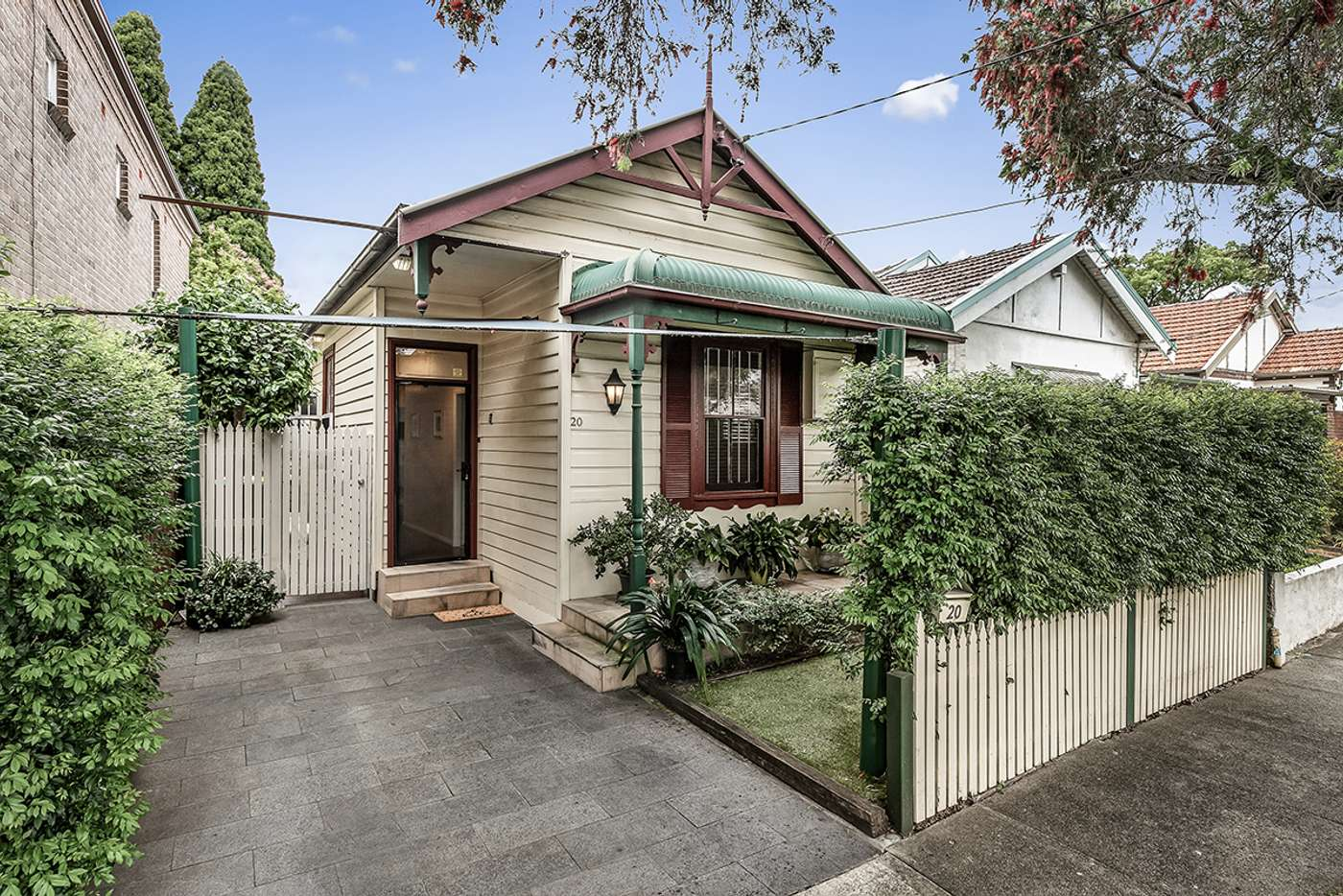 Main view of Homely house listing, 20 Milton Street North, Ashfield NSW 2131