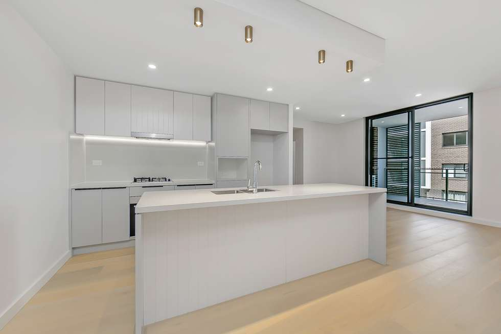 Second view of Homely apartment listing, F125/3 Gerbera Place, Kellyville NSW 2155