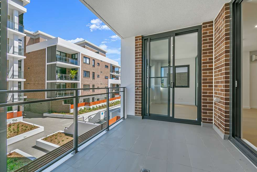 Fifth view of Homely apartment listing, F125/3 Gerbera Place, Kellyville NSW 2155