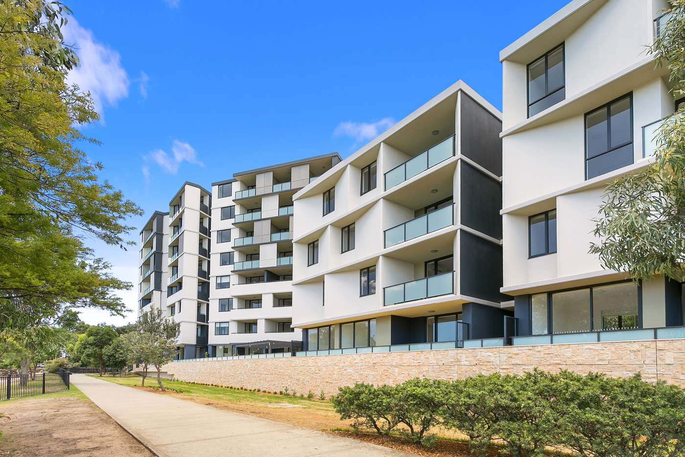 Main view of Homely apartment listing, 501/5 Vermont Crescent, Riverwood NSW 2210