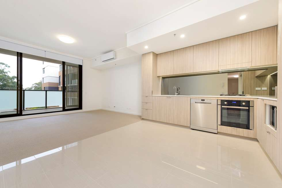 Second view of Homely apartment listing, 501/5 Vermont Crescent, Riverwood NSW 2210