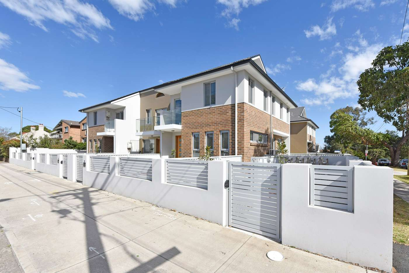 Main view of Homely townhouse listing, 90A Concord Road, North Strathfield NSW 2137