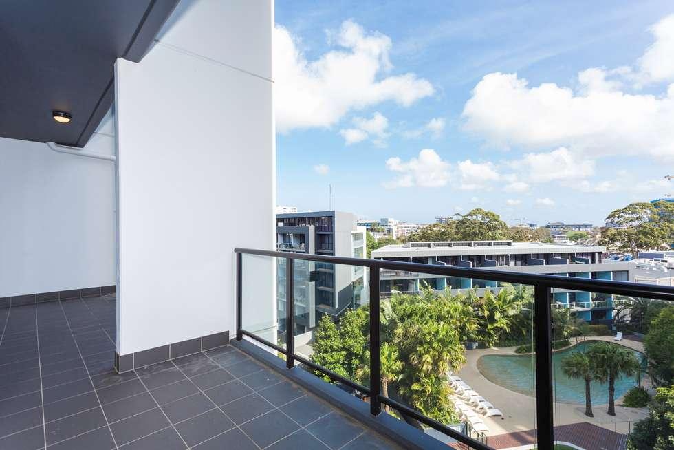 Third view of Homely apartment listing, C708/15 Joynton Avenue, Zetland NSW 2017