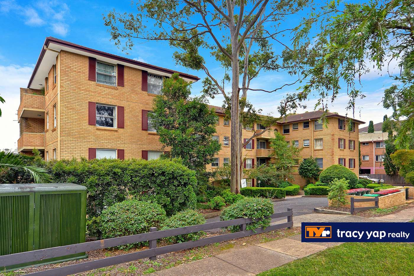 Main view of Homely unit listing, 9/6-10 First Avenue, Eastwood NSW 2122