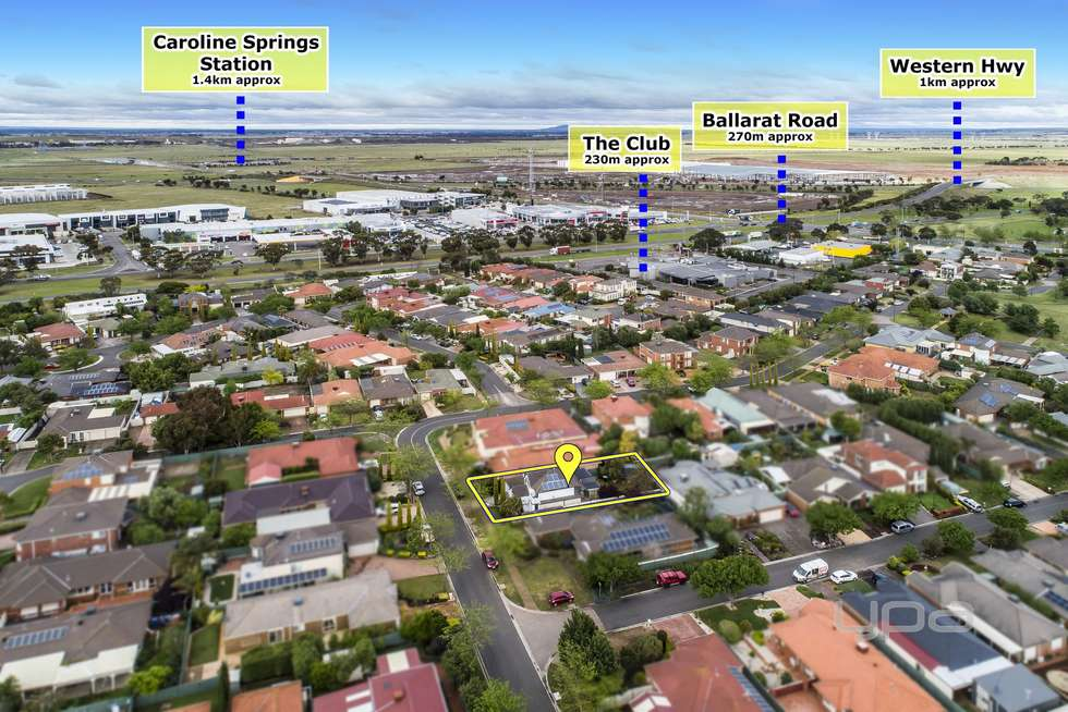 Third view of Homely house listing, 39 William Circuit, Caroline Springs VIC 3023