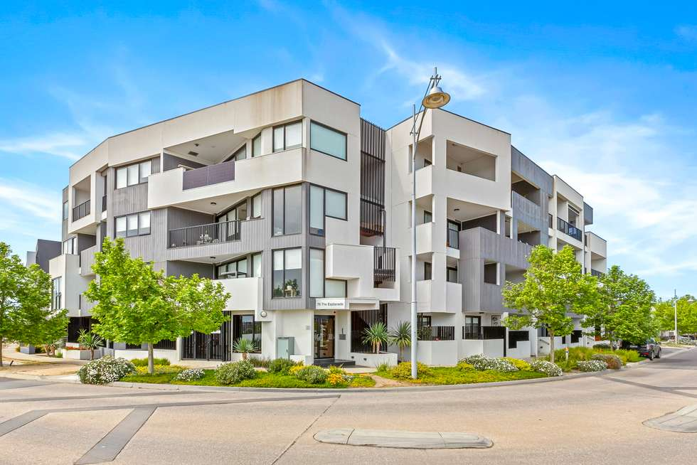 Second view of Homely apartment listing, 13/76 The Esplanade, Caroline Springs VIC 3023