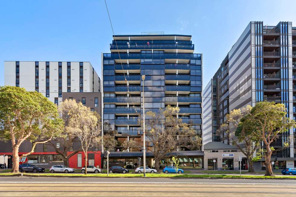 Second view of Homely apartment listing, 611/83 Flemington Road, North Melbourne VIC 3051
