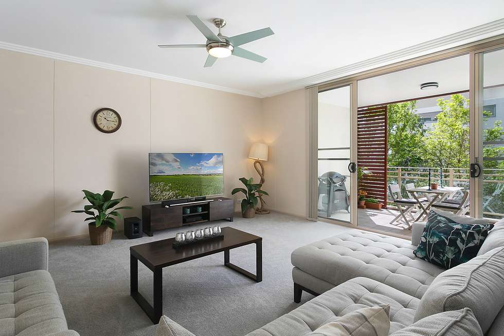 Second view of Homely apartment listing, 60/4-8 Bobbin Head Road, Pymble NSW 2073