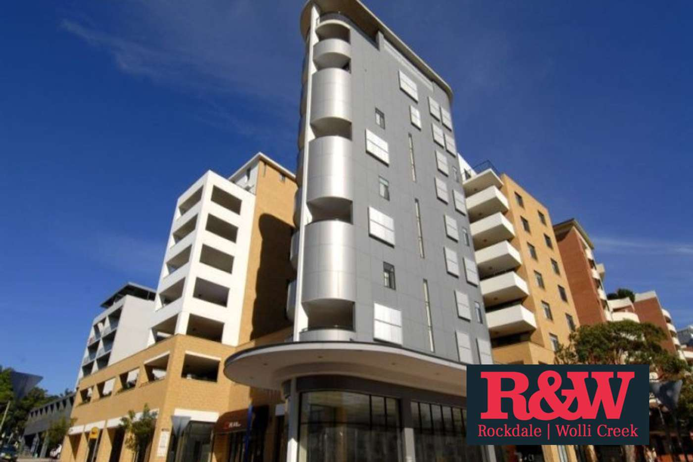 Main view of Homely apartment listing, 10/13-19 Bryant Street, Rockdale NSW 2216