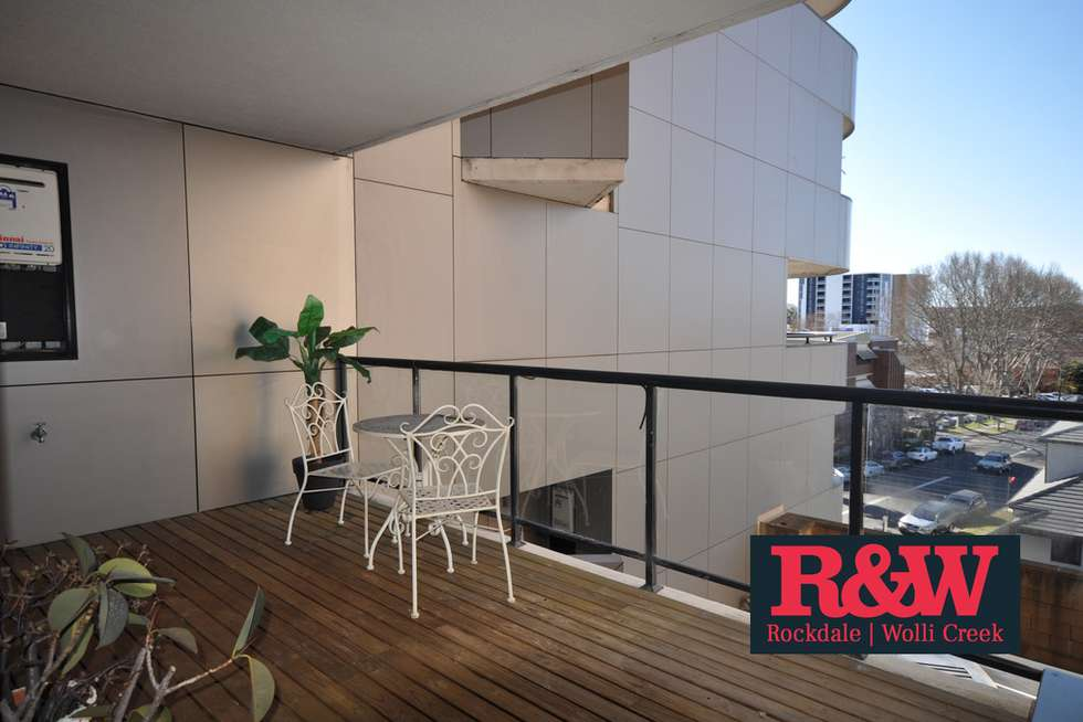 Fifth view of Homely apartment listing, 10/13-19 Bryant Street, Rockdale NSW 2216