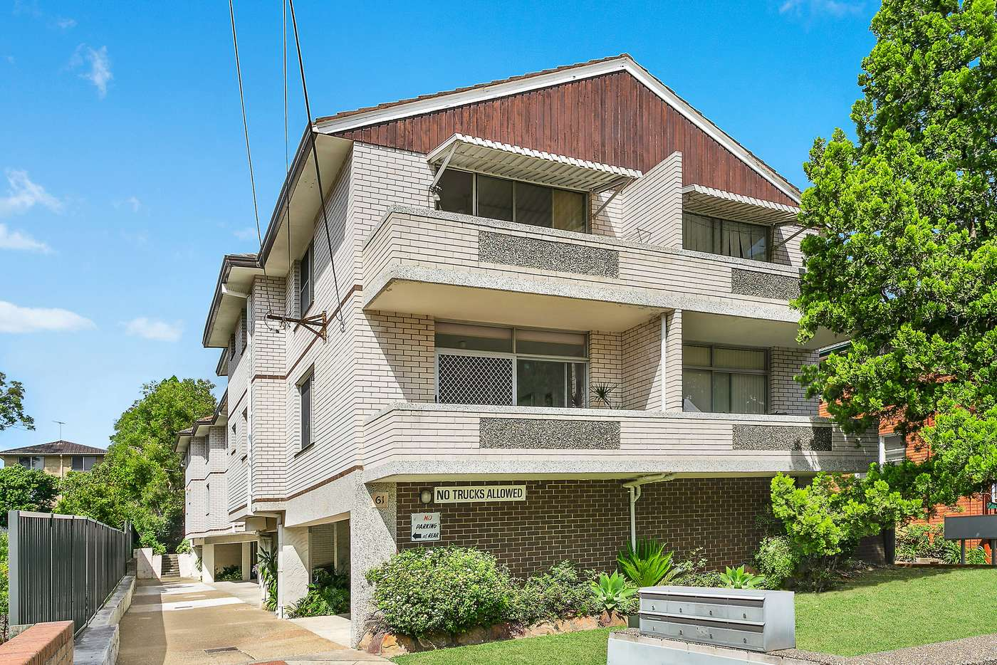Main view of Homely apartment listing, 8/61 Garfield Street, Five Dock NSW 2046