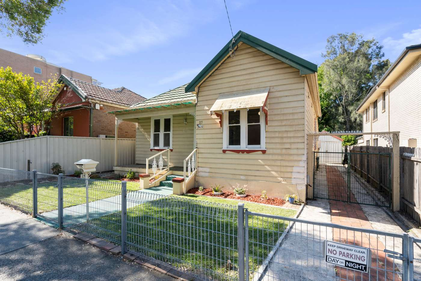 Main view of Homely house listing, 27 Hall Street, Auburn NSW 2144