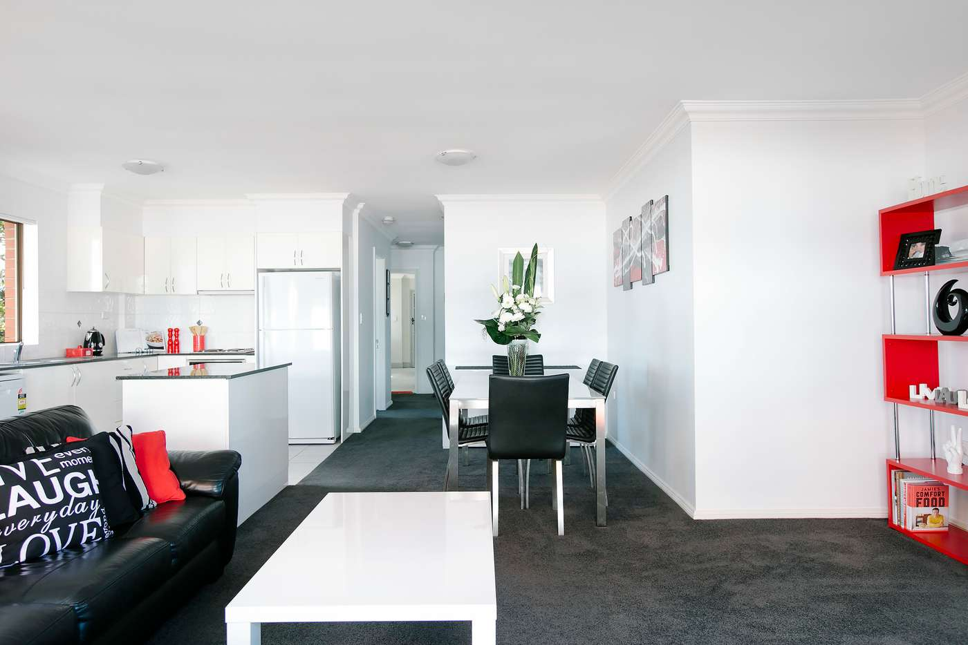 Main view of Homely unit listing, 4/44 Loftus Street, Wollongong NSW 2500