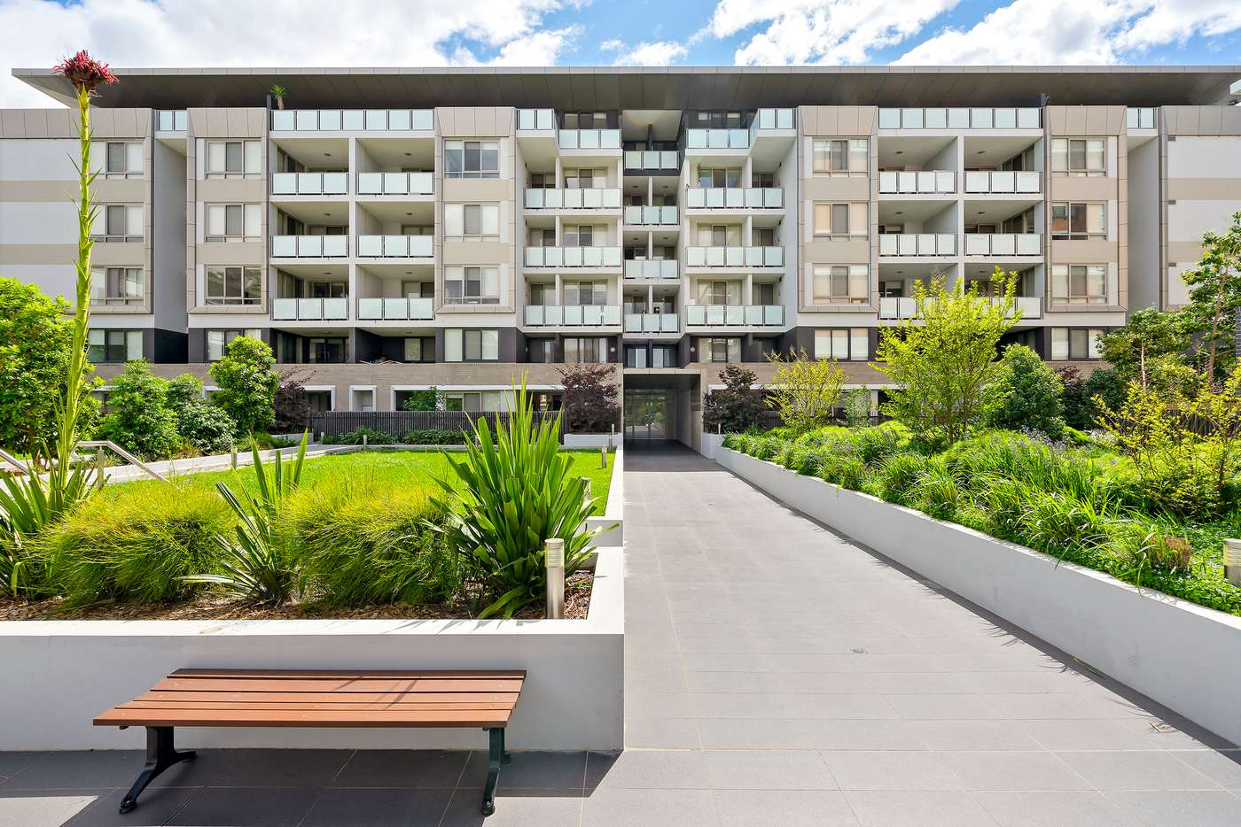 Main view of Homely apartment listing, 2101/1A Morton Street, Parramatta NSW 2150