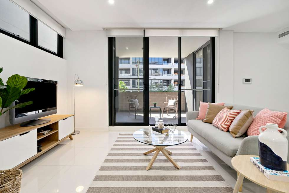 Second view of Homely apartment listing, 2101/1A Morton Street, Parramatta NSW 2150
