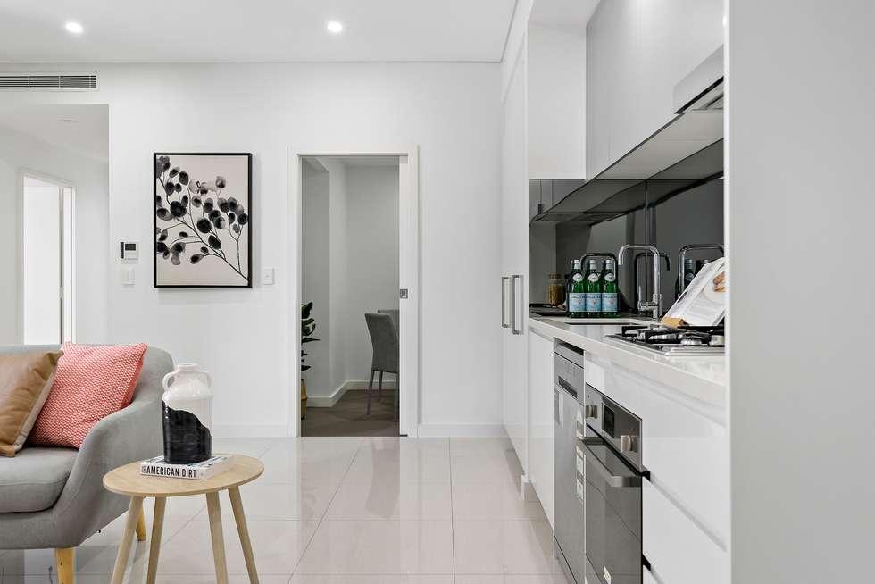 Third view of Homely apartment listing, 2101/1A Morton Street, Parramatta NSW 2150