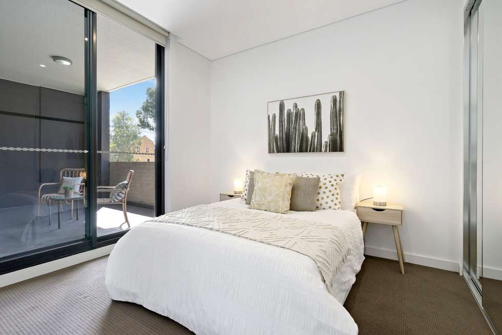 Fourth view of Homely apartment listing, 2101/1A Morton Street, Parramatta NSW 2150