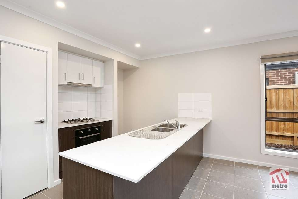 Second view of Homely house listing, 25 Stanmore Crescent, Wyndham Vale VIC 3024