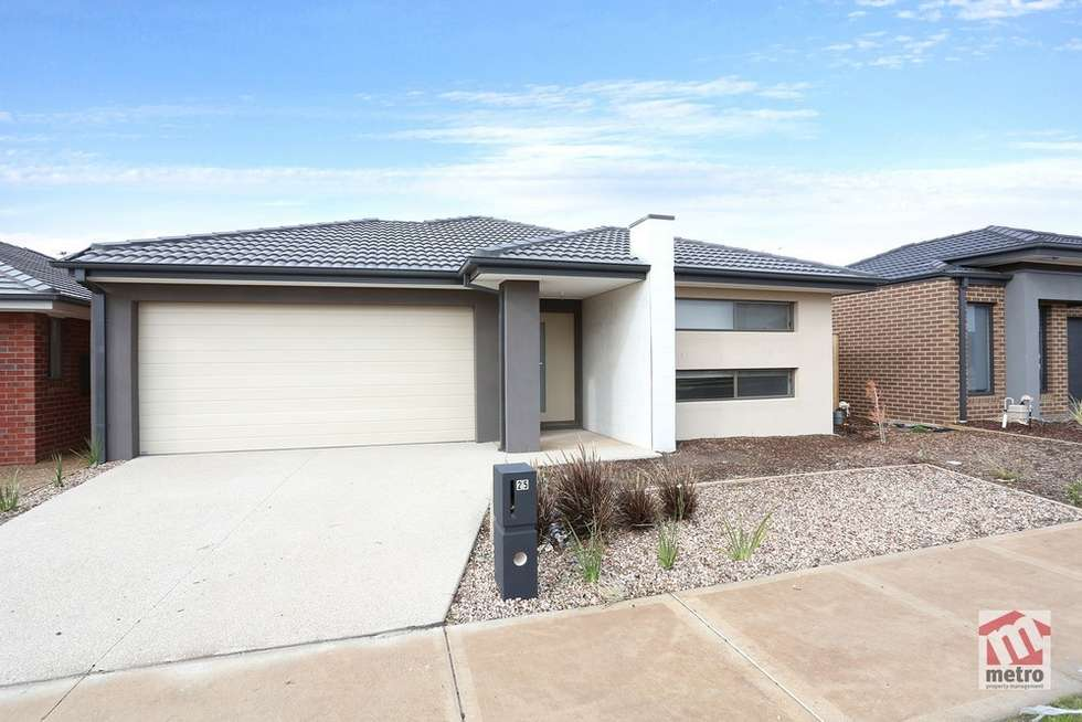 Fifth view of Homely house listing, 25 Stanmore Crescent, Wyndham Vale VIC 3024
