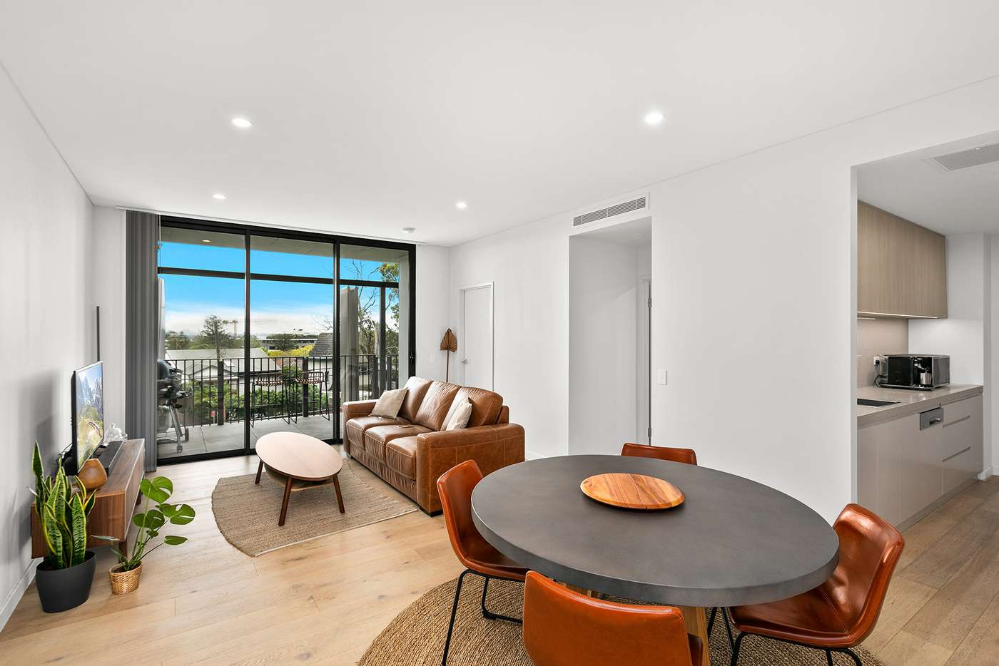 Main view of Homely unit listing, 203/416-422 Kingsway, Caringbah NSW 2229