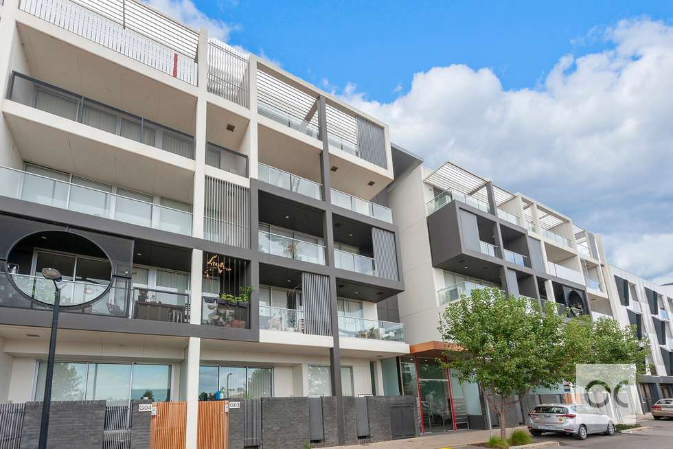 Third view of Homely apartment listing, 201/47 Fifth Street, Bowden SA 5007