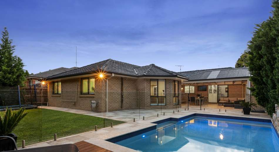 7 Philippa Court, Kellyville NSW 2155