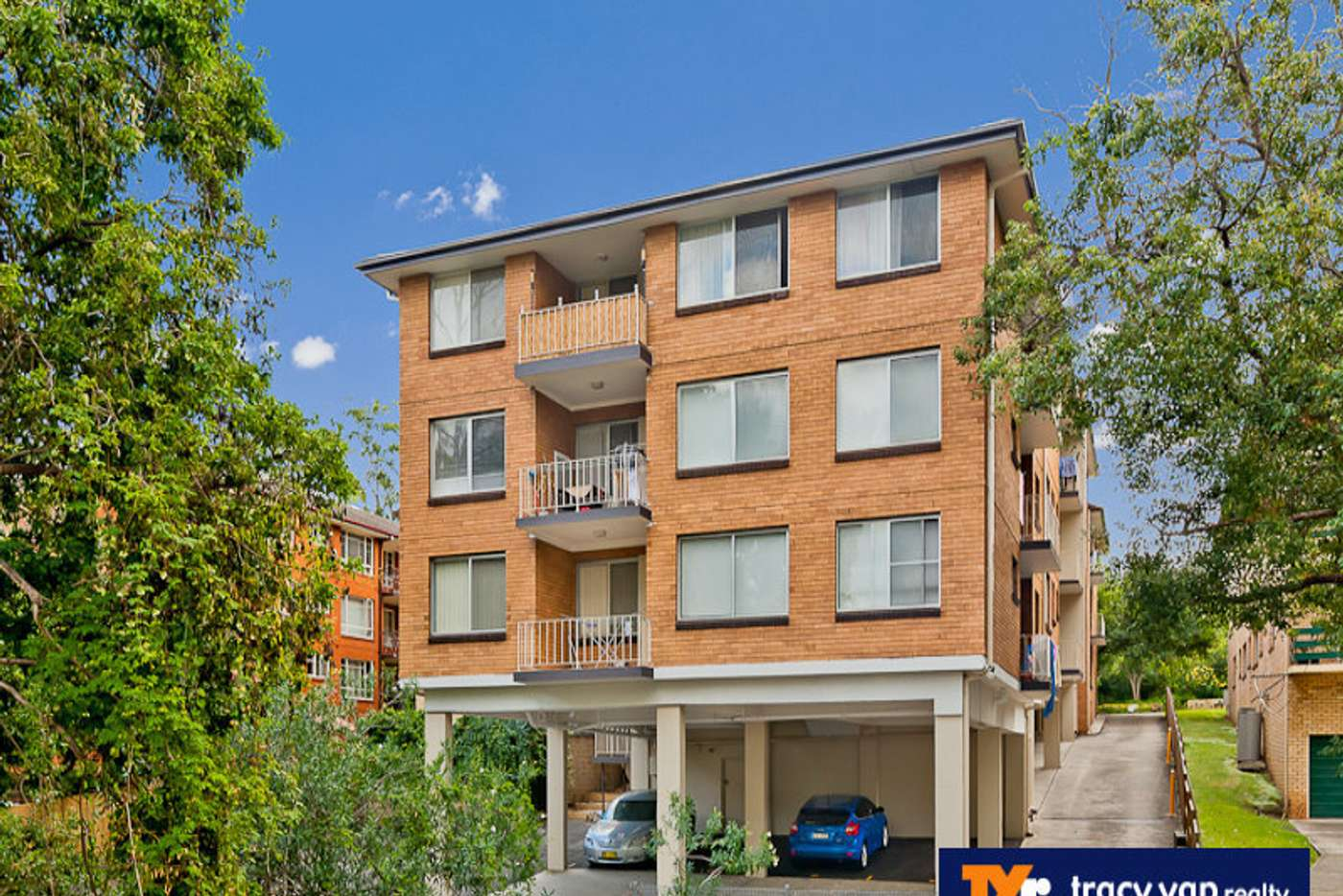 Main view of Homely unit listing, 23/47 Doomben Avenue, Eastwood NSW 2122