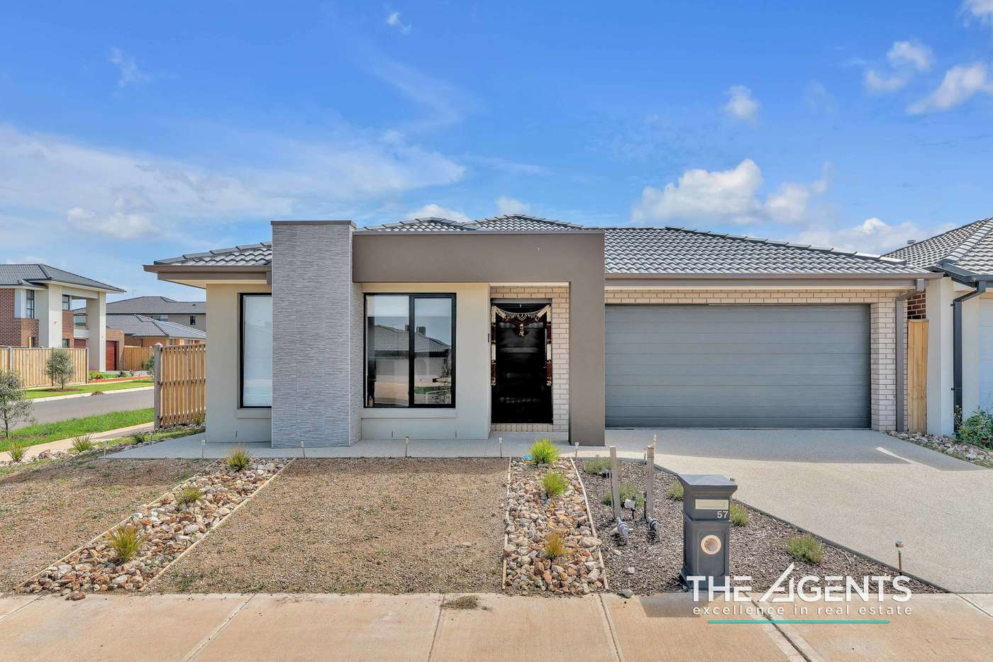 Main view of Homely house listing, 57 Brightvale Bvd, Wyndham Vale VIC 3024