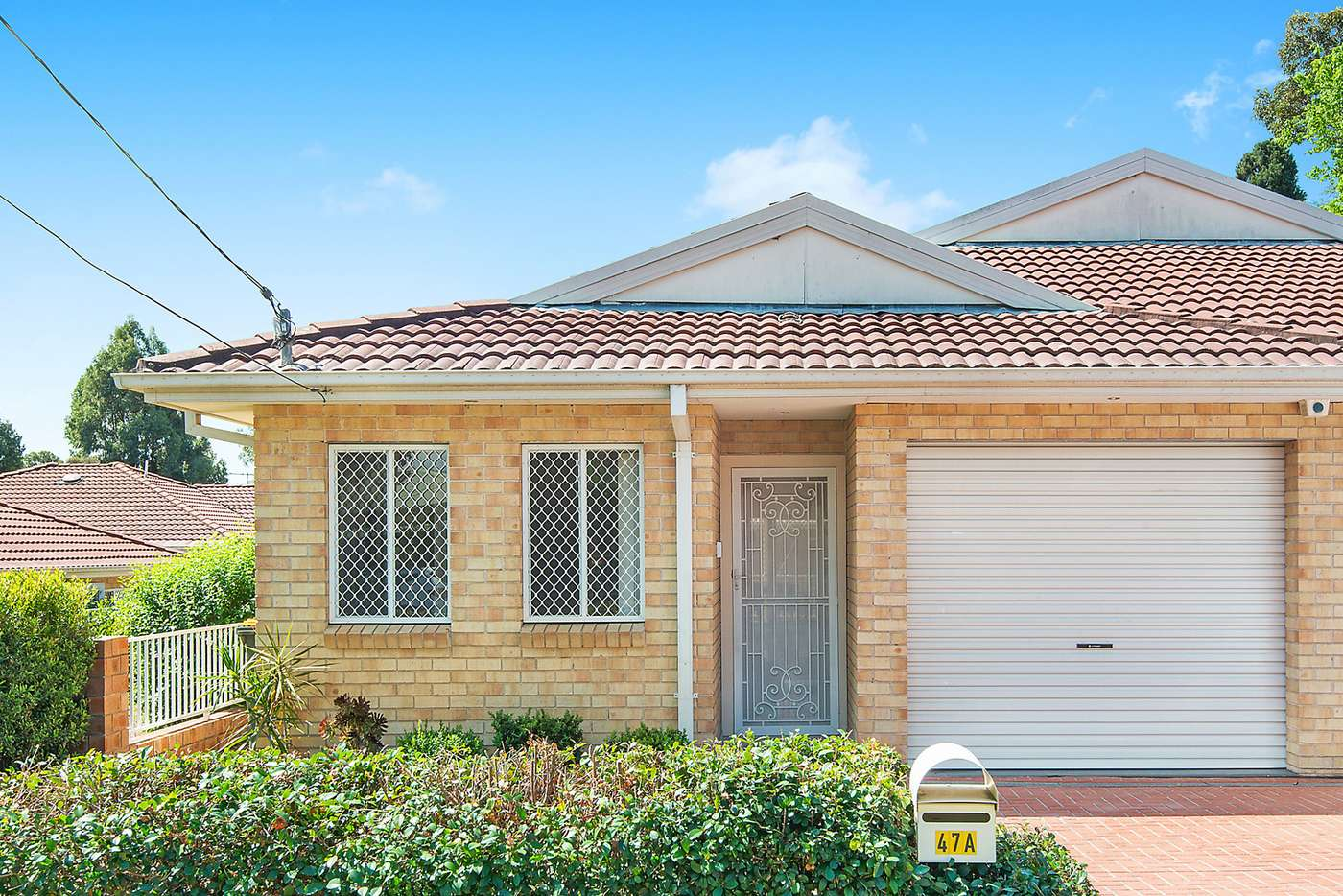 Main view of Homely semiDetached listing, 47A Monash Street, Wentworthville NSW 2145