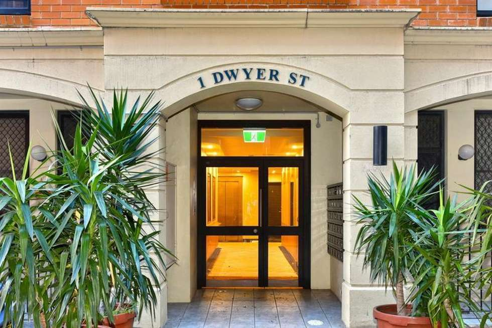 Fifth view of Homely apartment listing, 40/1 Dwyer Street, Chippendale NSW 2008