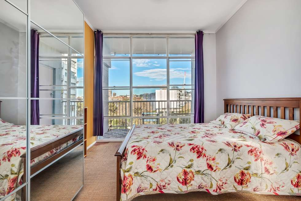 Second view of Homely unit listing, Level 6/609/34 Wentworth Street, Glebe NSW 2037