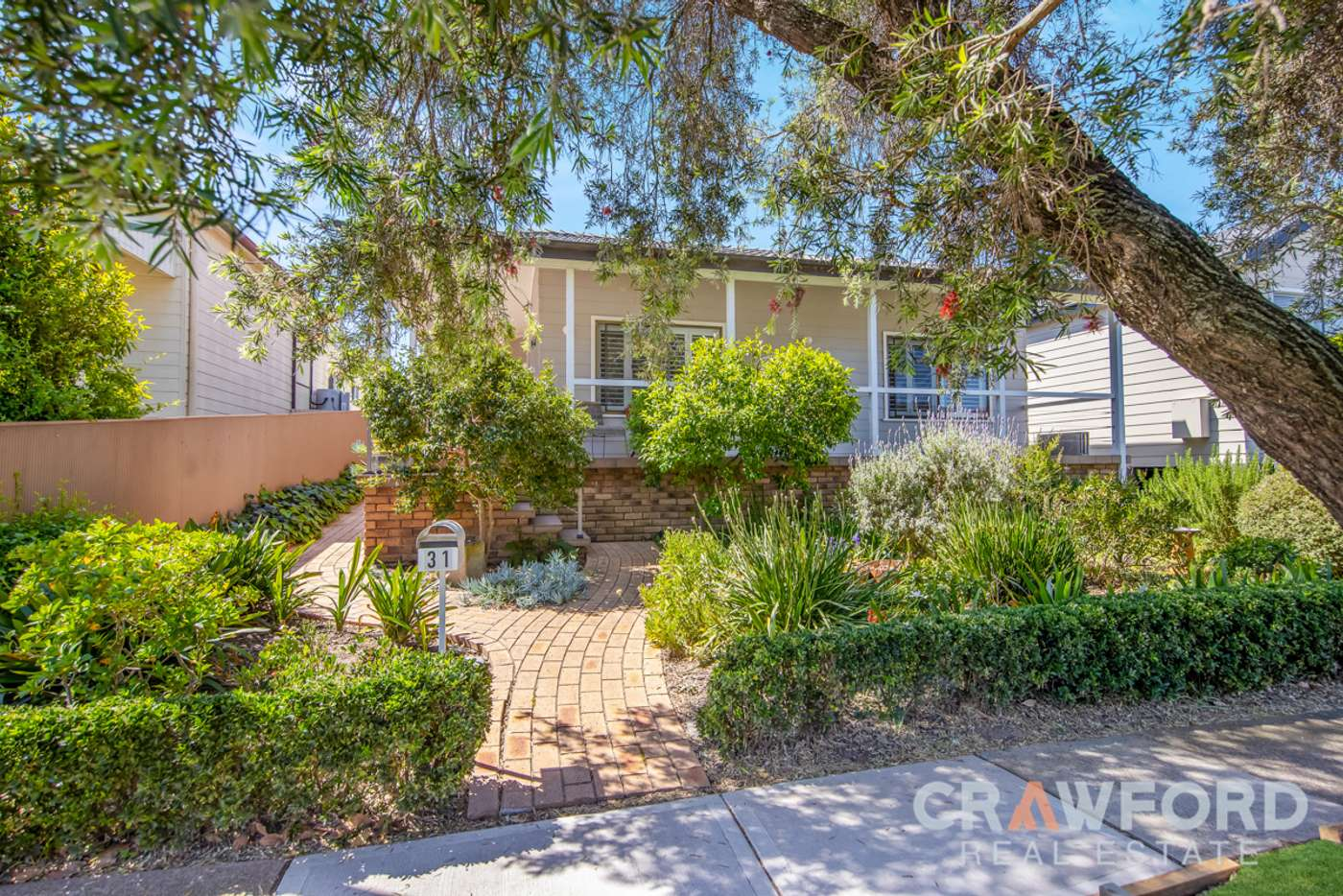 Main view of Homely house listing, 31 Russell Road, New Lambton NSW 2305