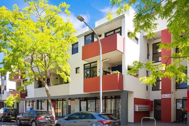 18/16-24 Dunblane Street, Camperdown NSW 2050