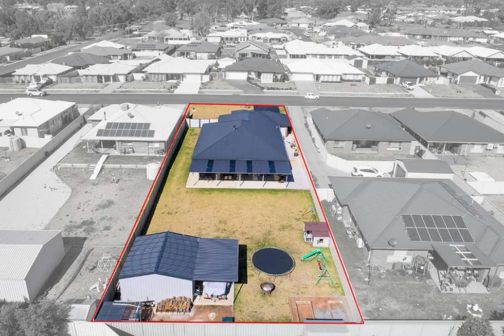Second view of Homely house listing, 4A Spring Road, Mudgee NSW 2850