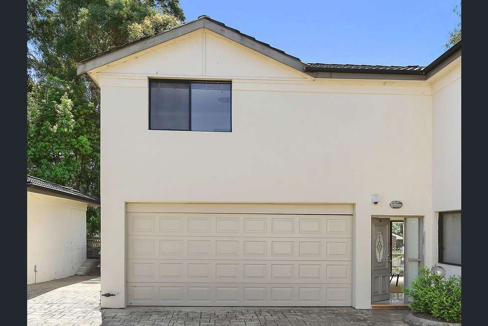 Second view of Homely townhouse listing, 9/52-54 Kerrs Road, Castle Hill NSW 2154