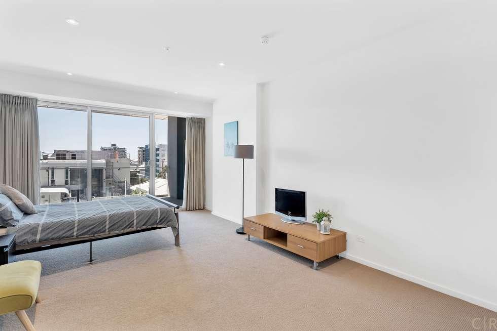 Third view of Homely studio listing, 407/180 Morphett Street, Adelaide SA 5000