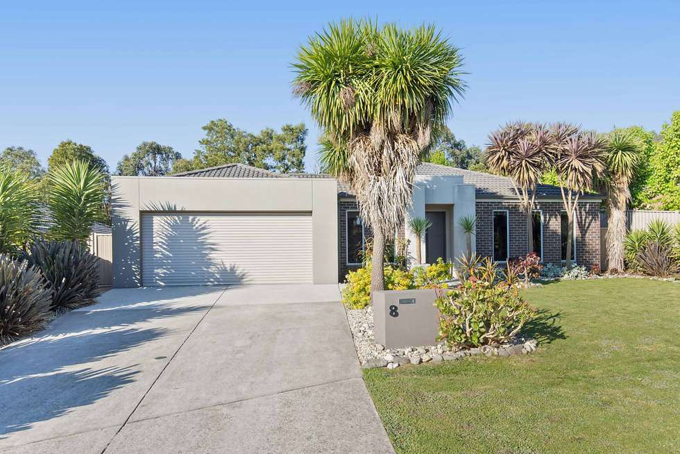 Second view of Homely house listing, 8 Pinevale Way, Ballarat North VIC 3350